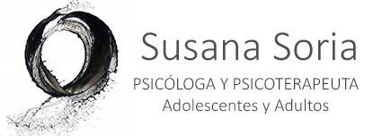 Psicologa Susana Soria Maurel